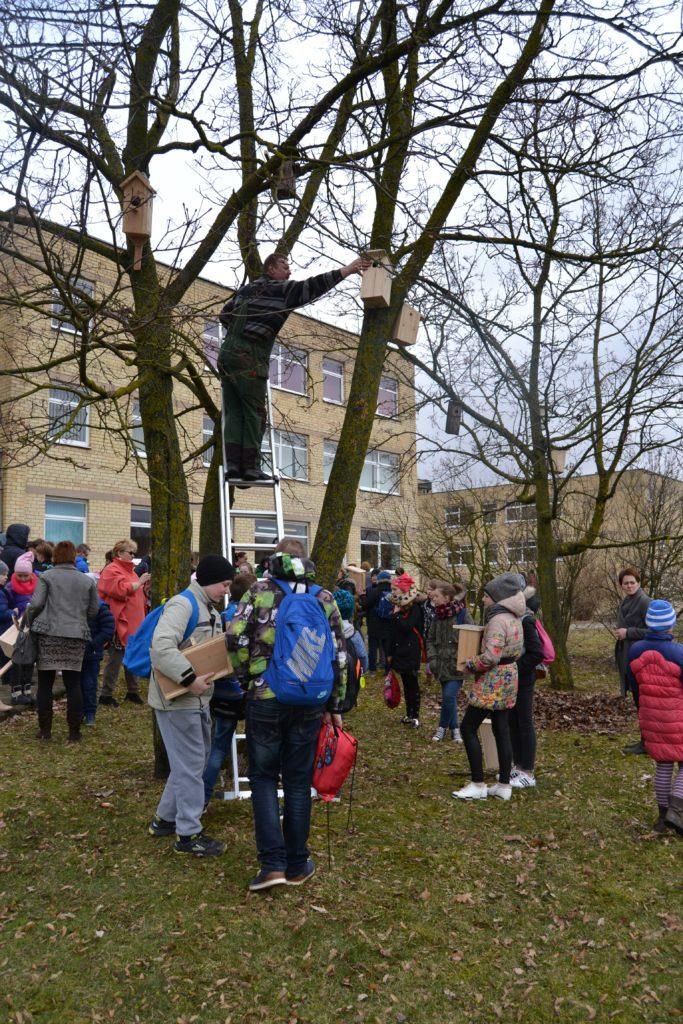 Parents and community involvement